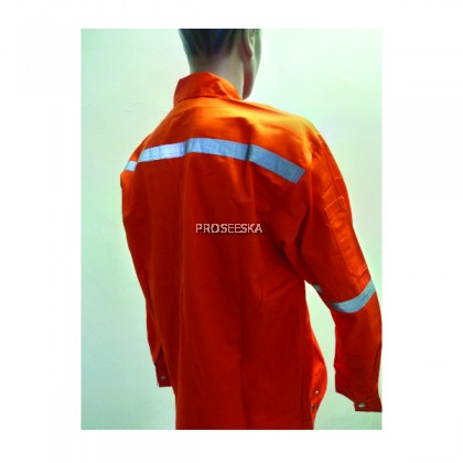 Jacket Poly Cotton