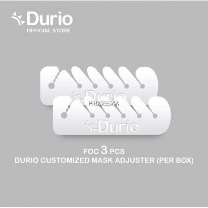 502 Stylish 3 Ply Protective Durio Face Mask